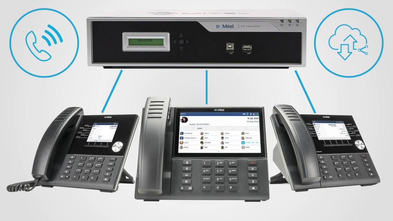 Mitel MiVoice 6900 Series IP Phones from Jenne