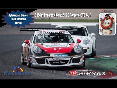 Assetto Corsa   Ayhancan Güven'le Paul Richard Antrenman Yarışı