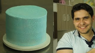 Glow Cake (Bolo de Glitter) - Passo-a-Passo Mp3