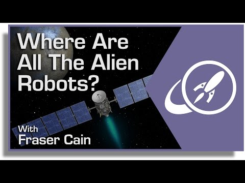 Where Are All The Alien Robots? The Chilling Idea Of Von Neumann Probes