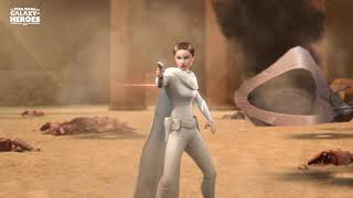 Star Wars: Galaxy of Heroes – Padme Amidala Coming Soon!