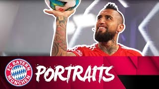 Arturo Vidal | Question and Answer Feature | FC Bayern