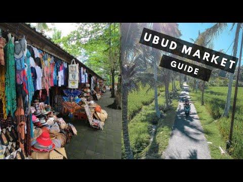 DIRT CHEAP UBUD MORNING MARKET BALI | Market Prices 2019