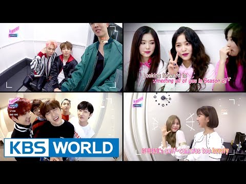 [Final] All about K-RUSH! Only the HIGHLIGHTS!!! (KBS World Idol Show K-RUSH Live / 2017.07.21)