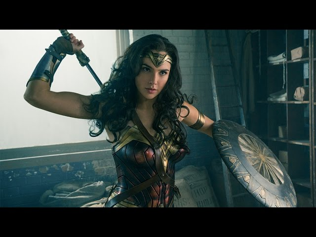 Wonder Woman - Tráiler Comic-Con Castellano HD