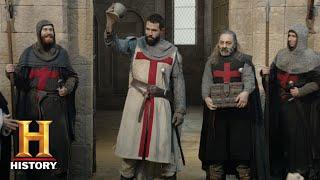 Knightfall Episode Recap: