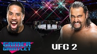 Jey Uso vs. Rusev: UFC 2 - Jucey Ucey defends his title! — Gamer Gauntlet