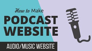 how-to-make-a-podcast-audio-music-downloading-website-with-wordpress-wpcast-tutorial-2019