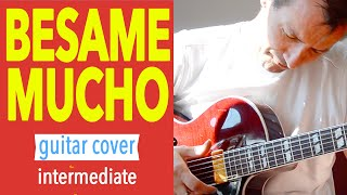 Besame mucho - Acoustic Fingerstyle Guitar Cover by Charlie Kager