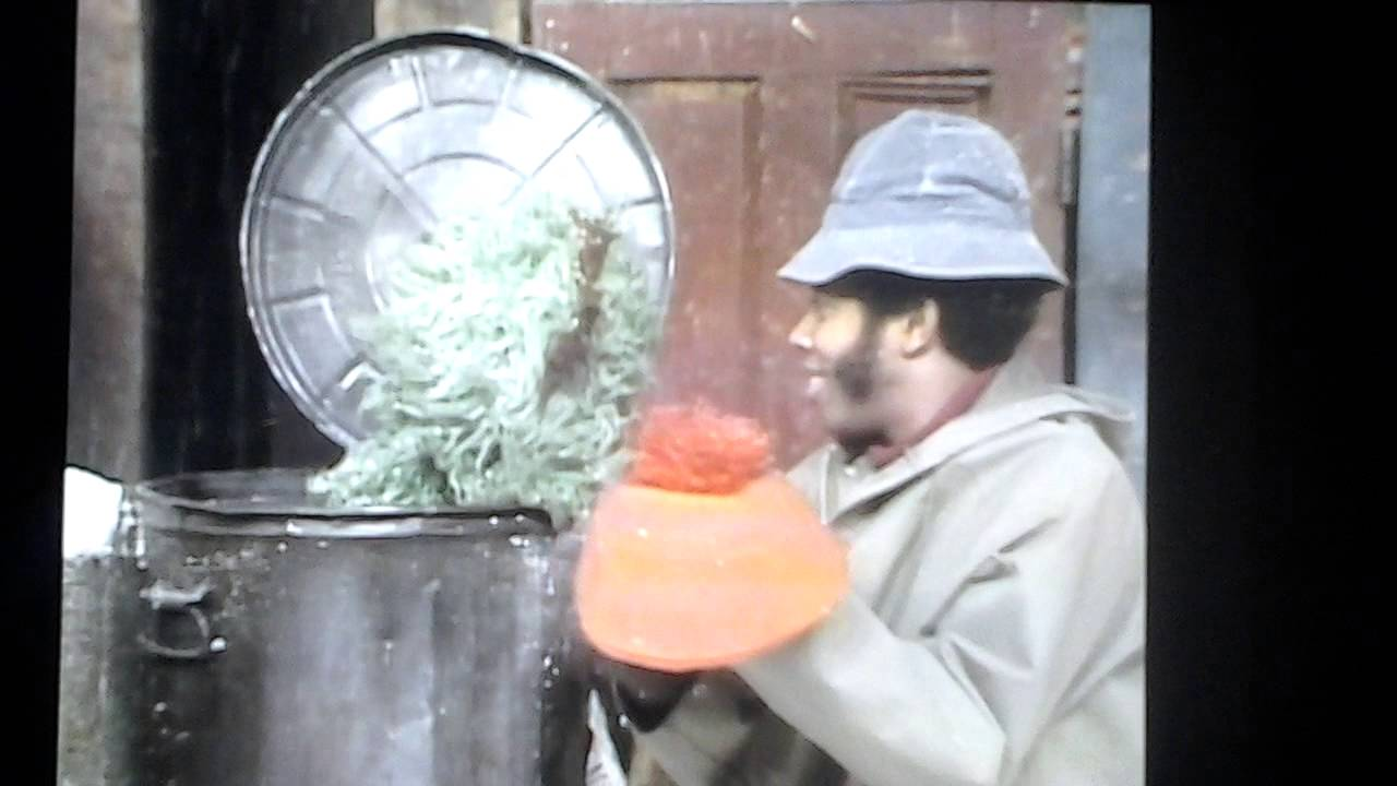 Sesame Street Oscar The Grouch Montage Part 25