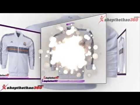 Áo Khoác Real Madrid 2014-2015