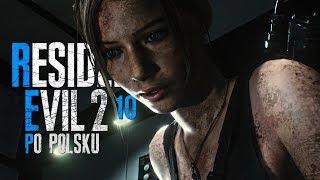 Resident Evil 2 Remake (PL) #10 - Kampania Claire B (Gameplay PL / Zagrajmy w)
