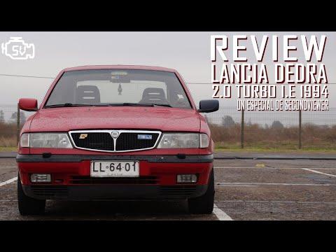 Review Lancia Dedra 2.0 Turbo I.e 1994 - SecondViewer Especial