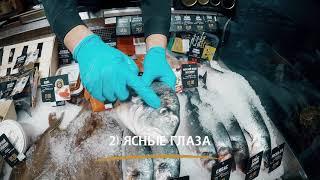 Джон Дори. Как определить свежесть охлажденной рыбы?