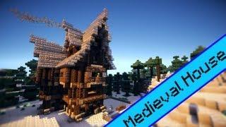 Medieval House Minecraft 2
