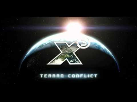 X3 Terran conflict | Learnig how to fly |