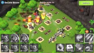 boom beach - Double Boom 48 no casualties