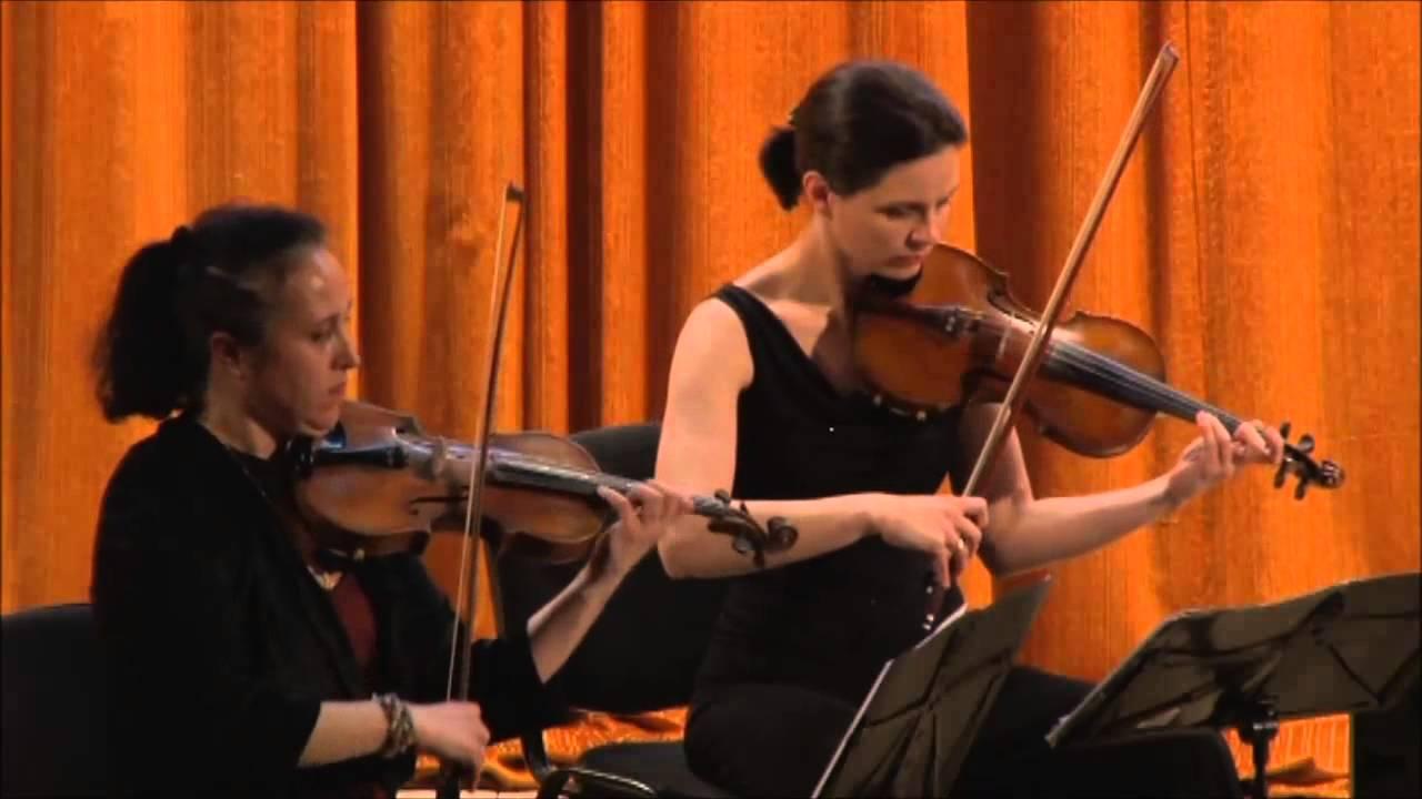 Luigi Boccherini -- Quintetto V in Re Maggiore (G.449)