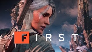 2 minutes of ciri gameplay in the witcher 3 wild hunt ign first