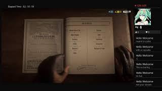 Red Dead Redemption 2 ~ Bounty Hunter's