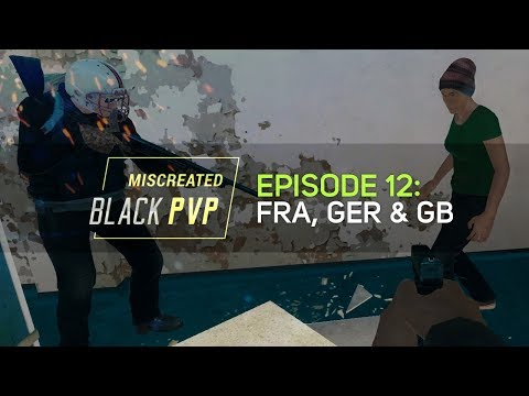 Miscreated PVP / Episode 12 - FRENCH, GERMAN & BRITISH