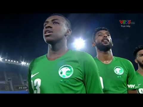 National Anthem Saudi Arabia Vs Syria (AFC U23 Championship Thailand 2020)