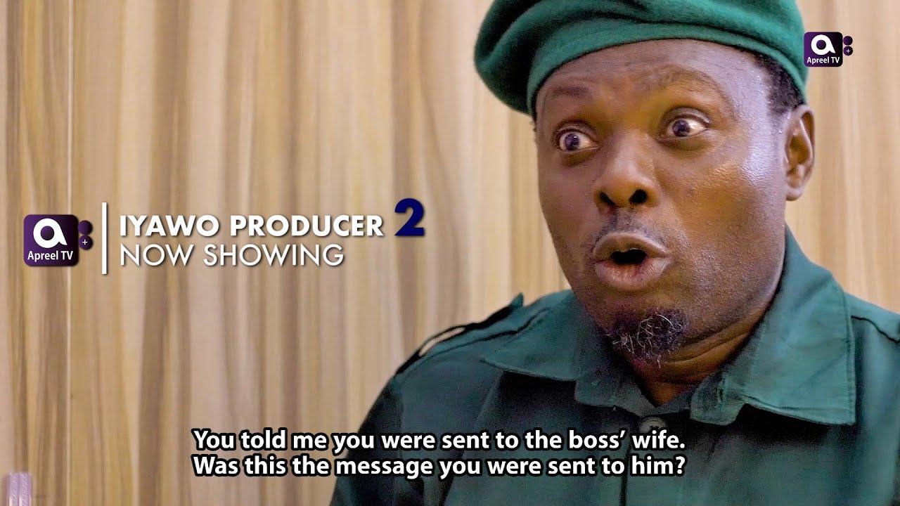 Download IYAWO PRODUCER 2 Latest Yoruba Movie 2021 Starring Kunle Afod   Saidi Balogun   Wale Akorede
