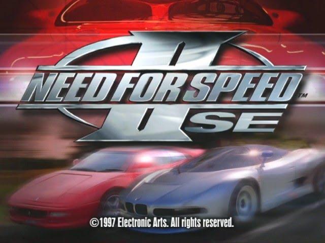 PC Longplay [776] Need For Speed II SE