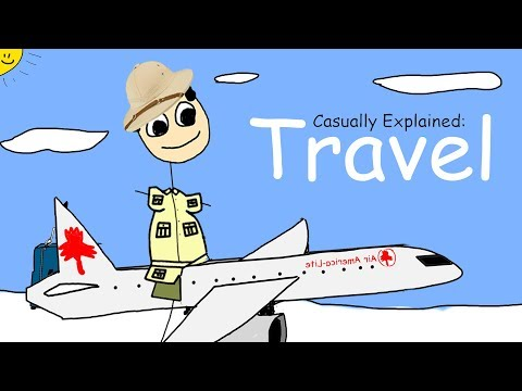 Casually Explained: Travel