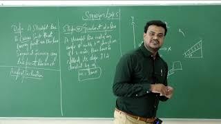 I PUC | Mathematics | Straight Lines - 02