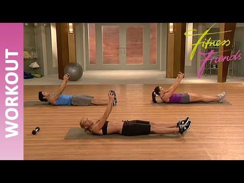 Jackie Warner Collector's Box - Xtreme Zirkeltraining - Workout (2) II Fitness Friends