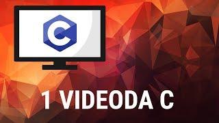 1 VIDEODA C PROGRAMLAMA