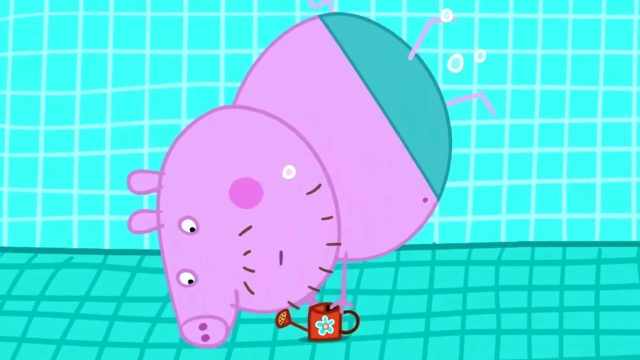 Peppa besucht das Schwimmbad | Cartoons für Kinder | Peppa Wutz Neue Folgen