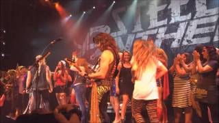 KISS KRUISE V Steel Panther * 17 in a Row / Glory Hole * Nov. 2, 2015