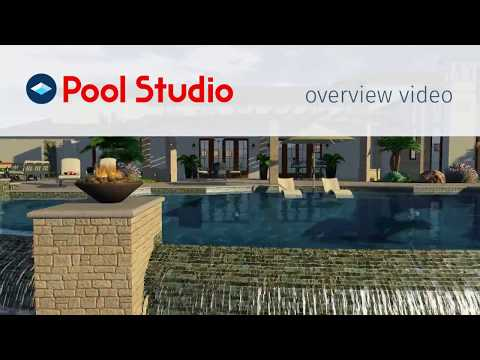 Pool Studio - Pool Design Software - Overview (Newest Version)