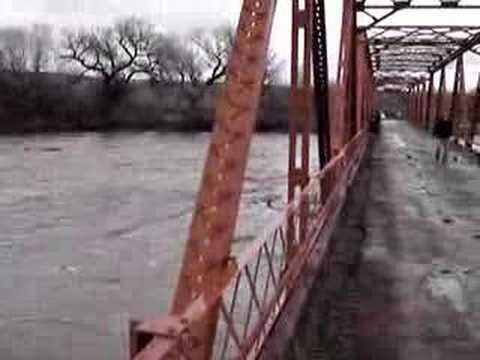 Gila River Flood 2005