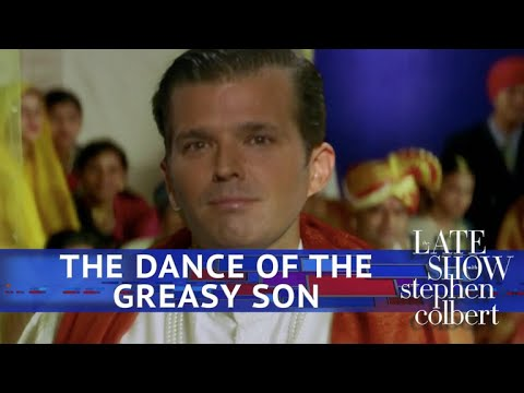 Donald Trump Jr.'s Bollywood Debut: 'The Dance Of The Greasy Son'