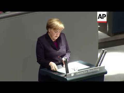 Merkel says more sanctions coming for Russia, G8 to be suspended