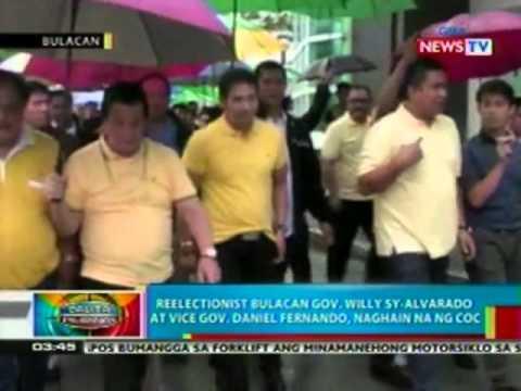 BP: Atty. Vivia Dabu, makakalaban si Rep. Gloria Arroyo bilang kinatawan ng 2nd district ng Pampanga
