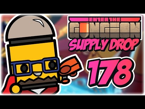 Casey Challenge | Part 178 | Let's Play: Enter the Gungeon: Supply Drop | Hunter PC Gameplay