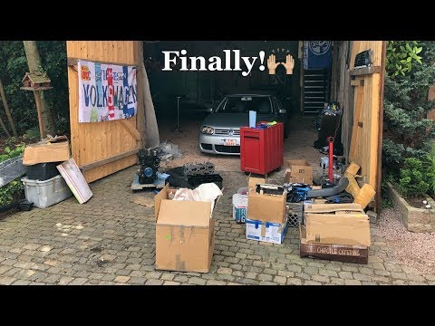 OUR STUFF MADE IT!!!