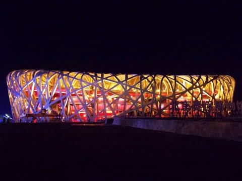 Bird's Nest - Olympic Stadium - Beijing National Stadium