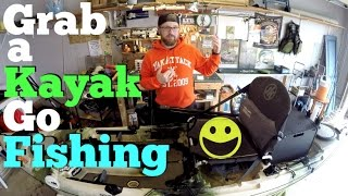 Kayak Fishing For Beginners : What Kayak To Buy?(This is the start of a new series of videos to help the new guy/gal who wants to get into fishing from a kayak. From the yak to all the gear and options available, ..., 2017-01-12T22:00:03.000Z)
