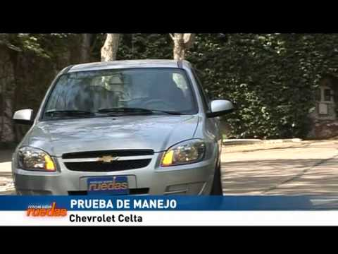 Test Chevrolet Celta