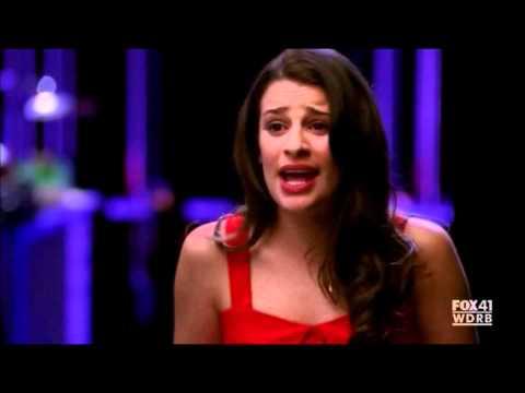 Lea Michele and Idina Menzel - Poker Face - Glee 01x20