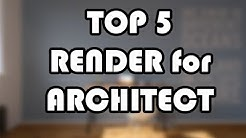 Render software for Architect