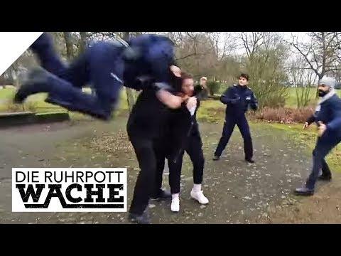 Frau Holle am Werk: Michael Smoliks spektakulärer Einsatz | Die Ruhrpottwache | SAT.1 TV
