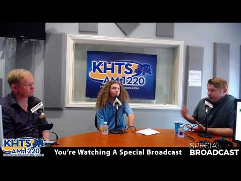 Our Way On The Highway - August 17, 2017 - KHTS - Santa Clarita