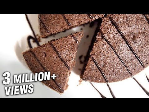 How To Make Cake In Pressure Cooker | Chocolate Cake Recipe | Ruchi's Kitchen