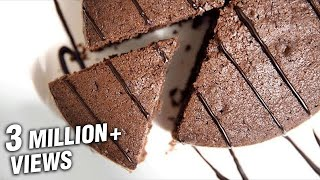 How To Make Cake In Pressure Cooker | Chocolate Cake Recipe | Ruchi